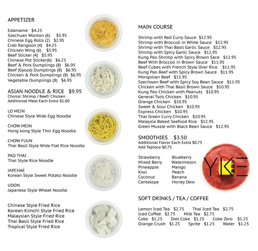 Official Site - Your Kitchen Express Lisle | Naperville | Order Food ...